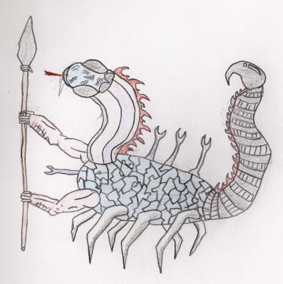 Minirrelatos microilustrados: Metamorfosis 1